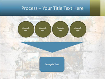 Abstract musical PowerPoint Template - Slide 93