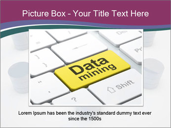 Symbolic Data Exchange PowerPoint Template - Slide 15