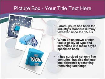 Symbolic Data Exchange PowerPoint Template - Slide 17