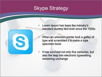 Symbolic Data Exchange PowerPoint Template - Slide 8