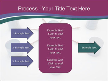 Symbolic Data Exchange PowerPoint Template - Slide 85