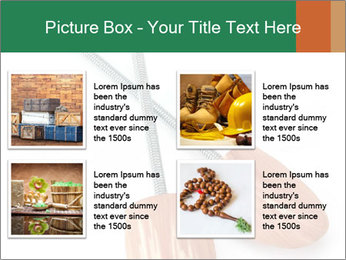 Shoe lasts PowerPoint Template - Slide 14