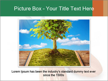 Shoe lasts PowerPoint Template - Slide 16