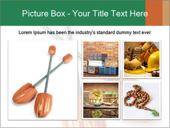 Shoe lasts PowerPoint Template - Slide 19