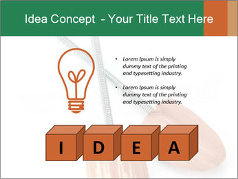 Shoe lasts PowerPoint Template - Slide 80
