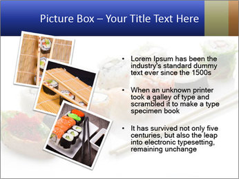 Fresh Sushi PowerPoint Template - Slide 17