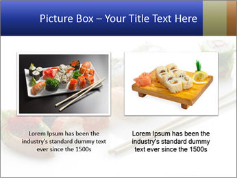 Fresh Sushi PowerPoint Template - Slide 18