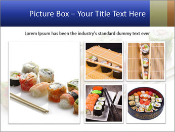 Fresh Sushi PowerPoint Template - Slide 19