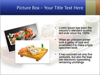 Fresh Sushi PowerPoint Template - Slide 20