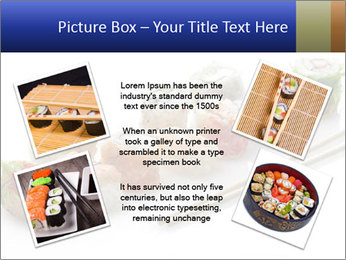 Fresh Sushi PowerPoint Template - Slide 24