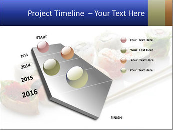 Fresh Sushi PowerPoint Template - Slide 26