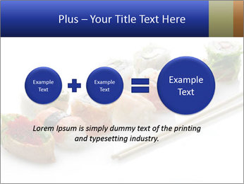 Fresh Sushi PowerPoint Template - Slide 75