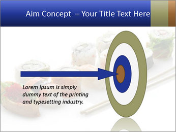 Fresh Sushi PowerPoint Template - Slide 83