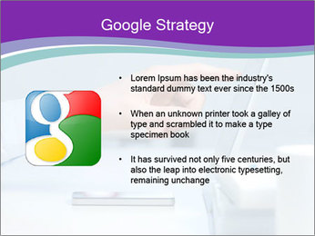 Hand pointing PowerPoint Template - Slide 10