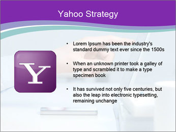 Hand pointing PowerPoint Template - Slide 11