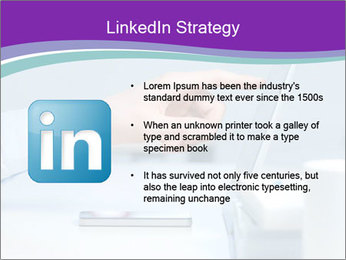Hand pointing PowerPoint Template - Slide 12