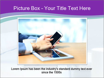 Hand pointing PowerPoint Template - Slide 15