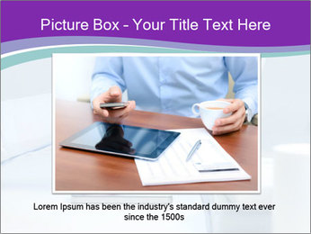Hand pointing PowerPoint Template - Slide 16
