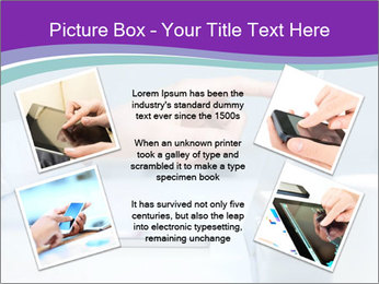 Hand pointing PowerPoint Template - Slide 24
