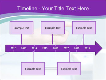 Hand pointing PowerPoint Template - Slide 28