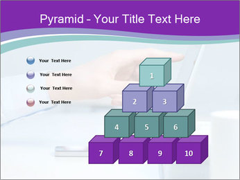 Hand pointing PowerPoint Template - Slide 31