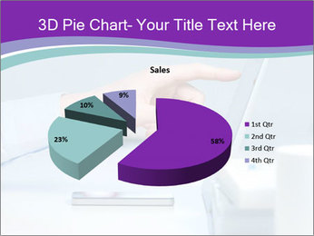 Hand pointing PowerPoint Template - Slide 35