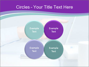 Hand pointing PowerPoint Template - Slide 38