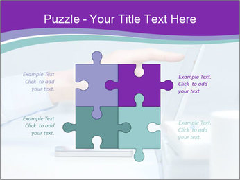 Hand pointing PowerPoint Templates - Slide 43