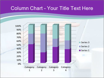 Hand pointing PowerPoint Template - Slide 50