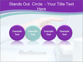 Hand pointing PowerPoint Template - Slide 76