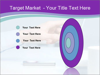 Hand pointing PowerPoint Template - Slide 84