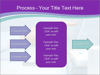 Hand pointing PowerPoint Template - Slide 85