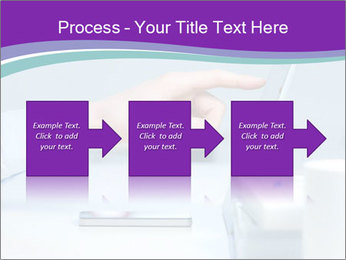 Hand pointing PowerPoint Template - Slide 88