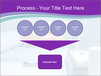 Hand pointing PowerPoint Template - Slide 93