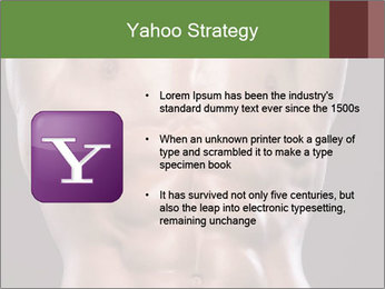 Male torso PowerPoint Template - Slide 11