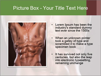 Male torso PowerPoint Templates - Slide 13
