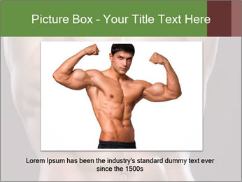 Male torso PowerPoint Templates - Slide 15