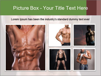 Male torso PowerPoint Templates - Slide 19