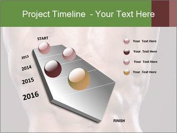 Male torso PowerPoint Template - Slide 26