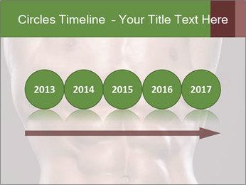 Male torso PowerPoint Template - Slide 29