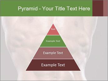Male torso PowerPoint Template - Slide 30