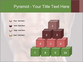 Male torso PowerPoint Template - Slide 31