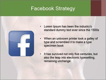 Male torso PowerPoint Template - Slide 6