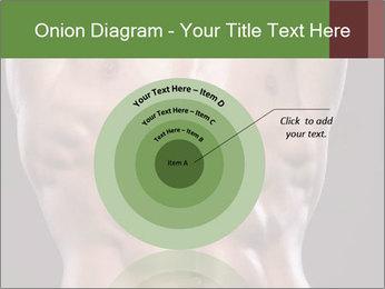 Male torso PowerPoint Template - Slide 61