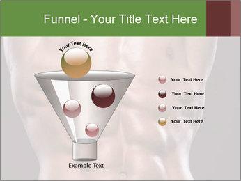 Male torso PowerPoint Template - Slide 63