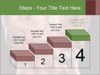Male torso PowerPoint Template - Slide 64