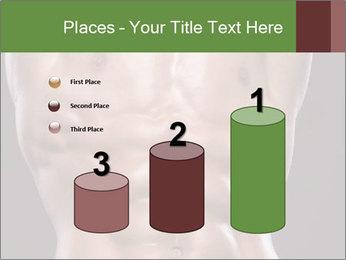Male torso PowerPoint Template - Slide 65