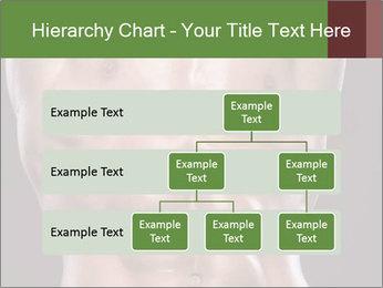 Male torso PowerPoint Template - Slide 67