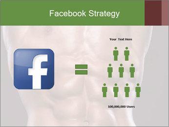 Male torso PowerPoint Template - Slide 7