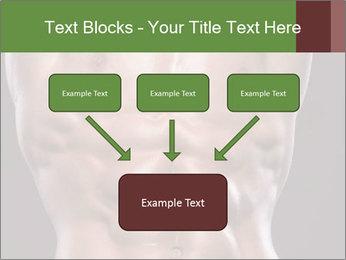 Male torso PowerPoint Template - Slide 70